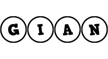 Gian handy logo