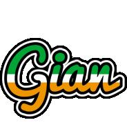 Gian ireland logo