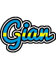 Gian sweden logo