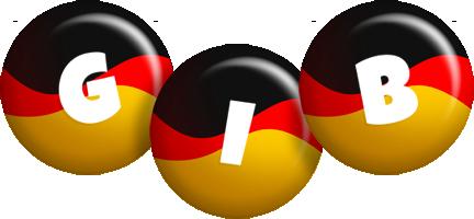 Gib german logo