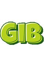 Gib summer logo