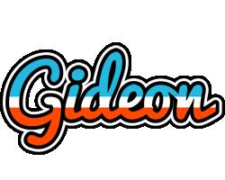 Gideon america logo