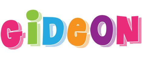 Gideon friday logo
