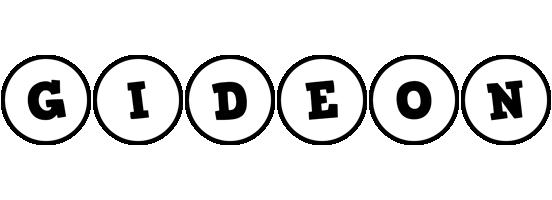 Gideon handy logo