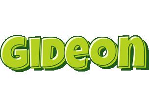 Gideon summer logo