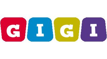 Gigi daycare logo