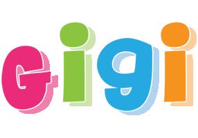 Gigi friday logo