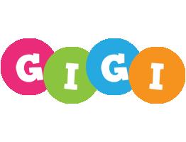 Gigi friends logo