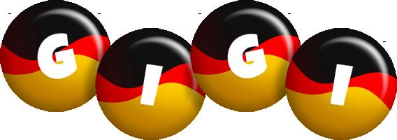 Gigi german logo