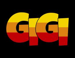 Gigi jungle logo