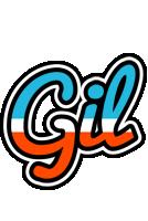 Gil america logo
