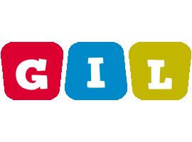 Gil daycare logo