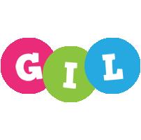 Gil friends logo
