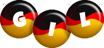 Gil german logo