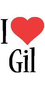 Gil i-love logo