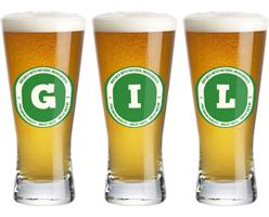 Gil lager logo