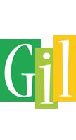 Gil lemonade logo