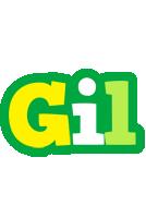 Gil soccer logo