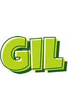 Gil summer logo
