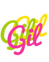Gil sweets logo
