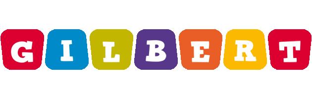 Gilbert kiddo logo