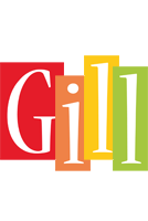 Gill colors logo