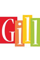 Gill colors logo