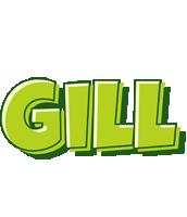 Gill summer logo