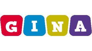 Gina kiddo logo