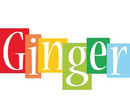 Ginger colors logo