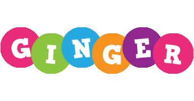 Ginger friends logo