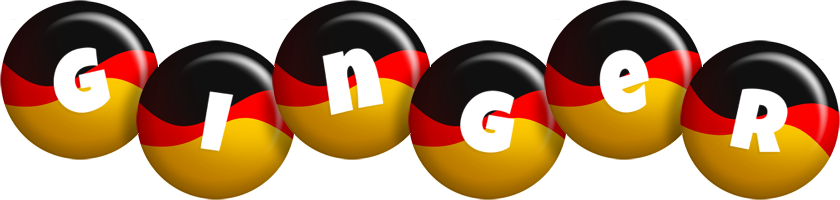 Ginger german logo