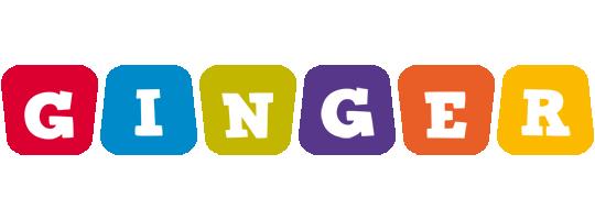Ginger kiddo logo