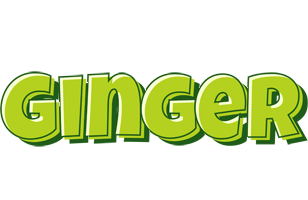 Ginger summer logo