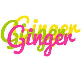 Ginger sweets logo