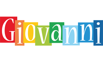 Giovanni colors logo