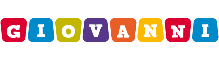 Giovanni daycare logo