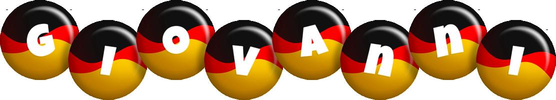 Giovanni german logo