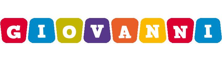 Giovanni kiddo logo