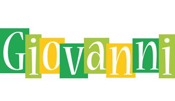 Giovanni lemonade logo