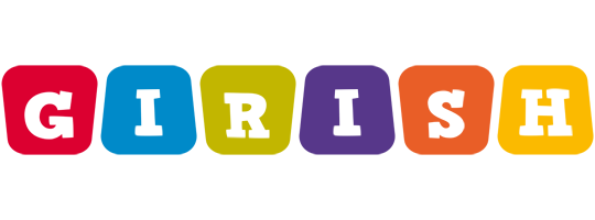 Girish daycare logo