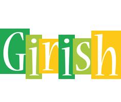 Girish lemonade logo