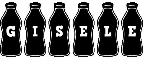Gisele bottle logo