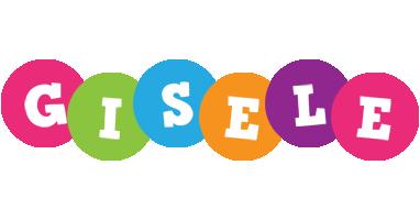 Gisele friends logo