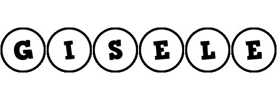 Gisele handy logo
