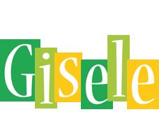 Gisele lemonade logo