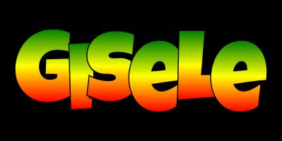 Gisele mango logo