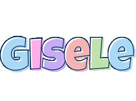 Gisele pastel logo