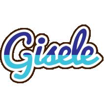 Gisele raining logo