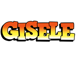 Gisele sunset logo